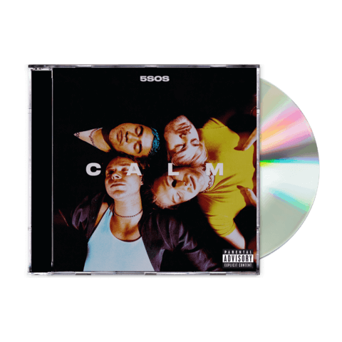 √Calm von 5 Seconds of Summer - CD jetzt im 5 Seconds Of Summer Shop