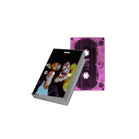 √Calm (Ltd. Pink Cassette) von 5 Seconds of Summer - MC jetzt im 5 Seconds Of Summer Shop