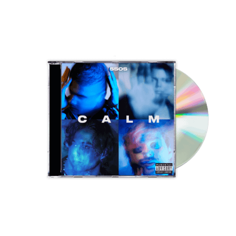 Calm (Ltd. Deluxe Edition) von 5 Seconds of Summer - CD jetzt im 5 Seconds Of Summer Shop