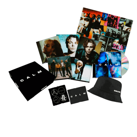 Calm (Ltd. Fanbox) von 5 Seconds of Summer - Box jetzt im 5 Seconds Of Summer Shop