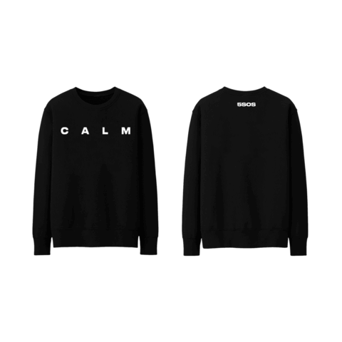 √Black CALM von 5 Seconds of Summer - Sweater jetzt im 5 Seconds Of Summer Shop