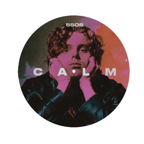 √CALM (Ltd. Picture Disc with Luke Remix Track) von 5 Seconds of Summer -  jetzt im 5 Seconds Of Summer Shop