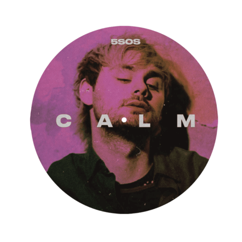 √CALM (Ltd. Picture Disc with Michael Remix Track) von 5 Seconds of Summer -  jetzt im 5 Seconds Of Summer Shop