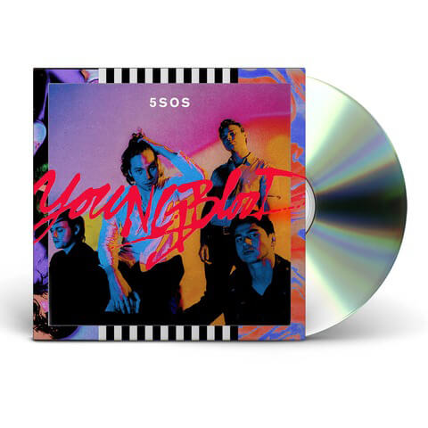 Youngblood (Standard CD) von 5 Seconds of Summer - CD jetzt im 5 Seconds Of Summer Shop