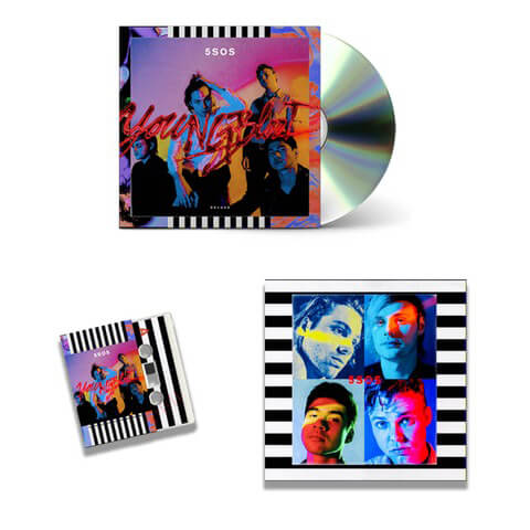 √Youngblood (CD Bundle) von 5 Seconds of Summer - CD jetzt im 5 Seconds Of Summer Shop