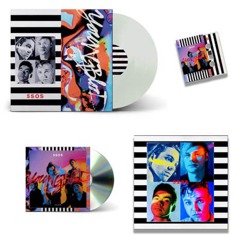 Youngblood (Deluxe Bundle) von 5 Seconds of Summer - LP jetzt im 5 Seconds Of Summer Shop